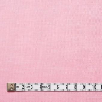 コットン×無地(ピンク)×オックスフォードシャンブレー サムネイル4
