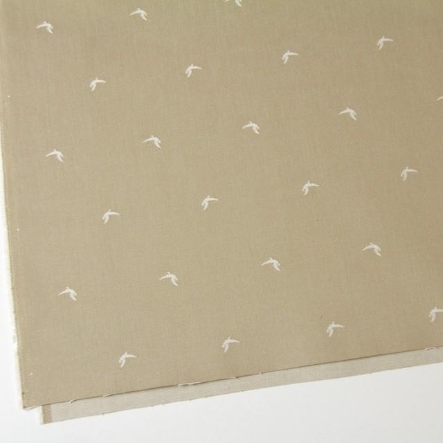 コットン×カモメ(カーキベージュ)×デニムジャガード_全2色 イメージ2
