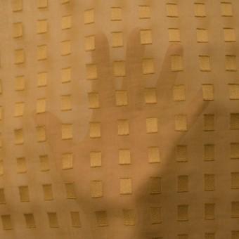 コットン×スクエア(マスタード)×ボイルジャガード_全6色 サムネイル5
