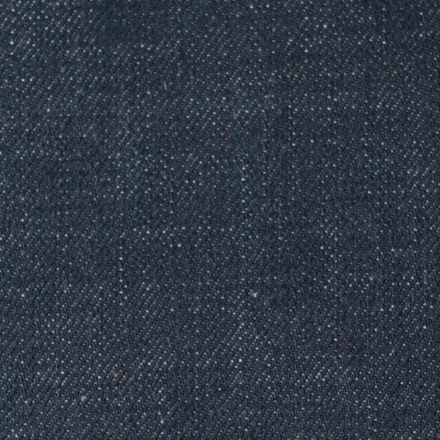 コットン×無地(インディゴ)×セルビッチデニム(12.5oz) イメージ1