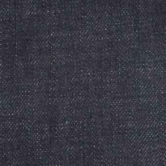 コットン×無地(インディゴ)×セルビッチデニム(11oz) サムネイル1