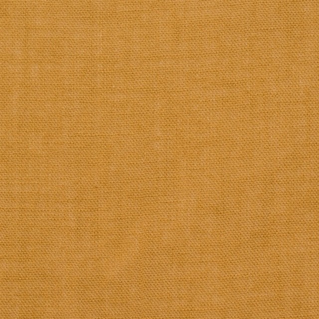 コットン×無地(マスタード)×ガーゼ_全4色 イメージ1