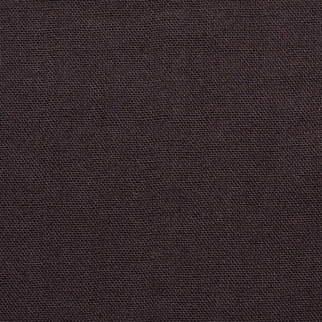 コットン×無地(ダークブラウン)×Wガーゼ イメージ1