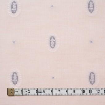 コットン×オーバル(パウダーピンク)×ボイルジャガード サムネイル4