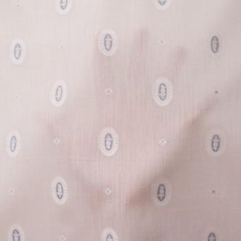 コットン×オーバル(パウダーピンク)×ボイルジャガード サムネイル5