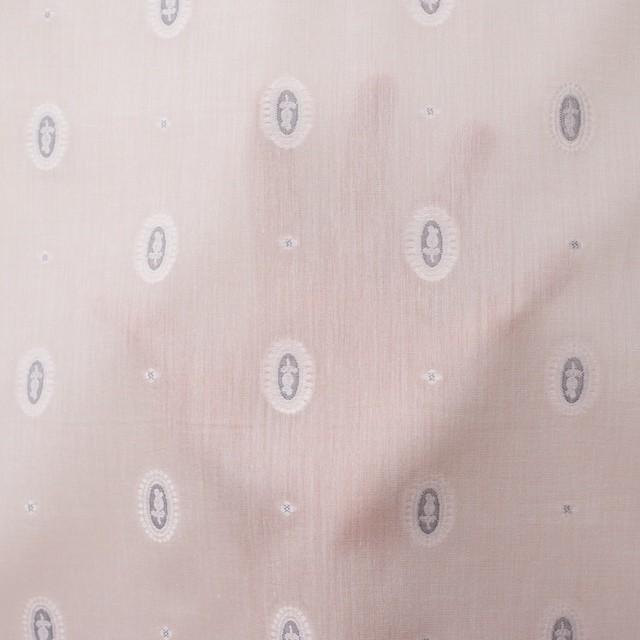 コットン×オーバル(パウダーピンク)×ボイルジャガード イメージ5