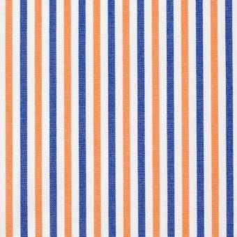 オレンジ&ブルー