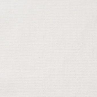 キュプラ&シルク×無地(オフホワイト)×ボイルジャガード サムネイル1