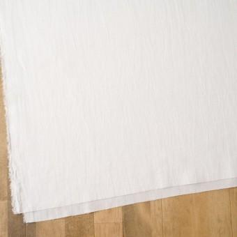 キュプラ&シルク×無地(オフホワイト)×ボイルジャガード サムネイル2