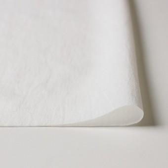 キュプラ&シルク×無地(オフホワイト)×ボイルジャガード サムネイル3