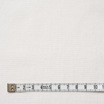 キュプラ&シルク×無地(オフホワイト)×ボイルジャガード サムネイル4