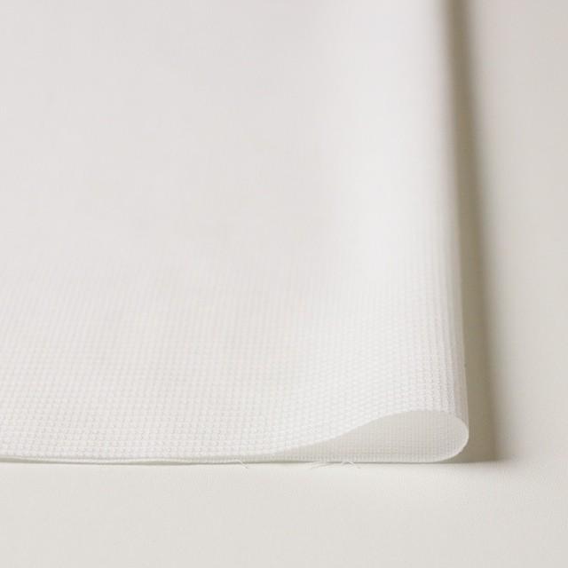 コットン×無地(オフホワイト)×かわり織 イメージ3