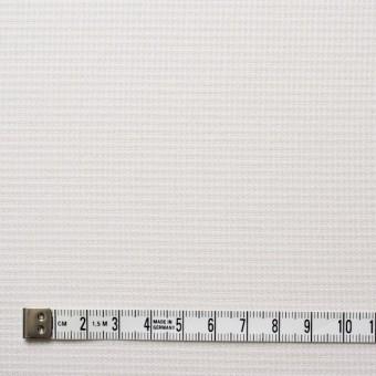 コットン×無地(オフホワイト)×かわり織 サムネイル4