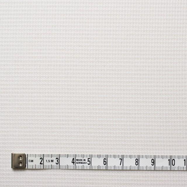 コットン×無地(オフホワイト)×かわり織 イメージ4