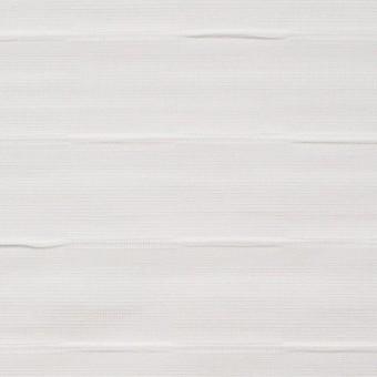 コットン×ボーダー(オフホワイト)×ボイルピンタック サムネイル1