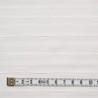 コットン×ボーダー(オフホワイト)×ボイルピンタック サムネイル4