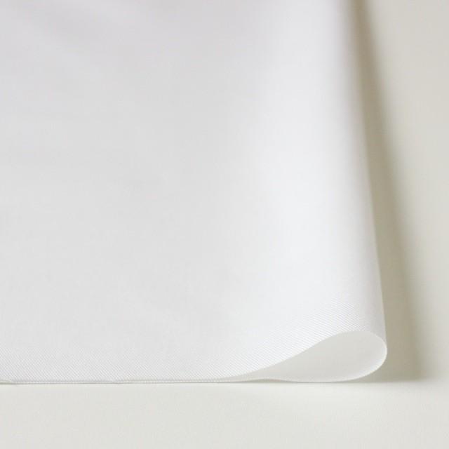 コットン×無地(ホワイト)×オックスフォード イメージ3