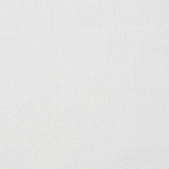 コットン&リネン×無地(オフホワイト)×ヘリンボーン サムネイル1