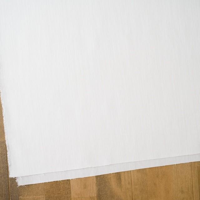 コットン&リネン×無地(オフホワイト)×ヘリンボーン イメージ2