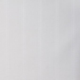 ポリエステル&コットン×ストライプ(オフホワイト)×ブロードジャガード サムネイル1