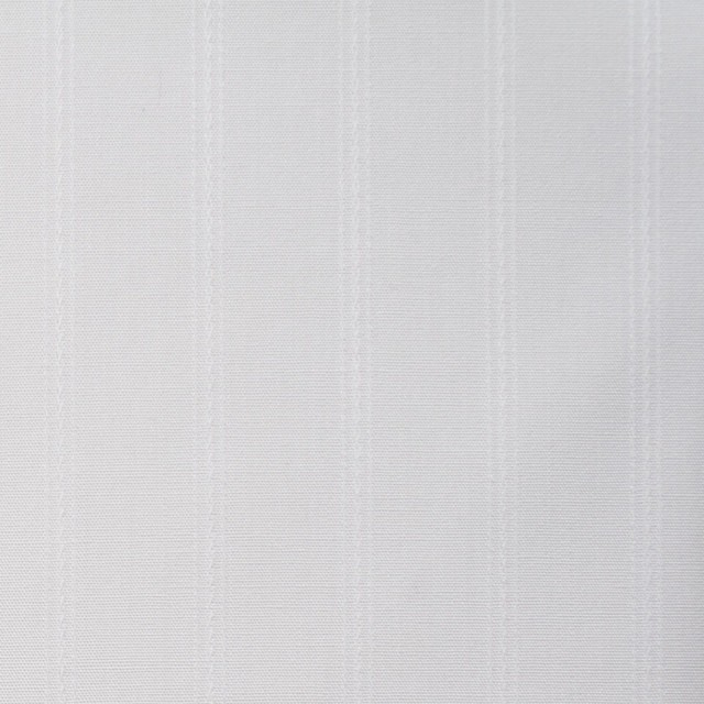 ポリエステル&コットン×ストライプ(オフホワイト)×ブロードジャガード イメージ1