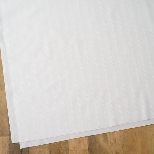 ポリエステル&コットン×ストライプ(オフホワイト)×ブロードジャガード イメージ2