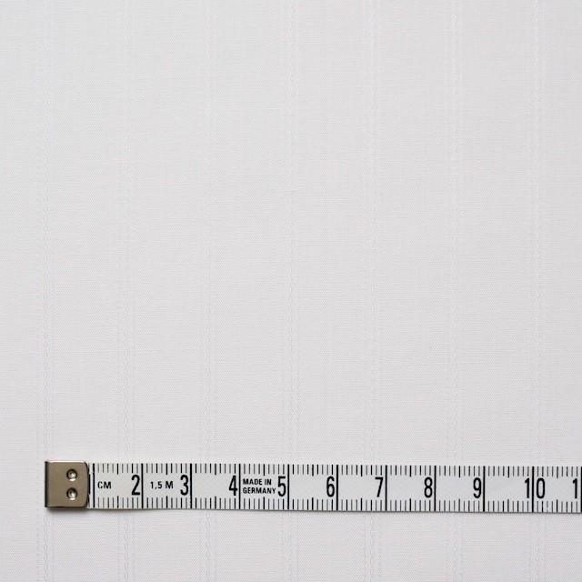 ポリエステル&コットン×ストライプ(オフホワイト)×ブロードジャガード イメージ4