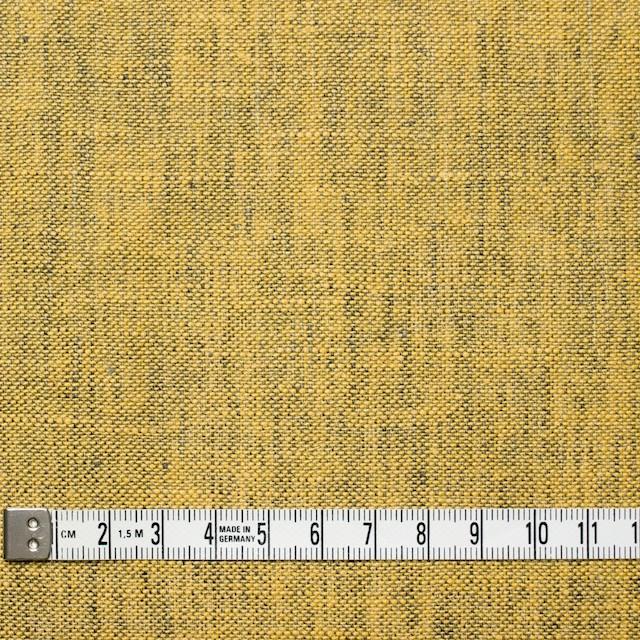リネン×無地(タンジェリン&グレー)×薄キャンバス イメージ4