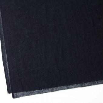 コットン×ドット(ブラック)×ガーゼ刺繍_全2色 サムネイル2