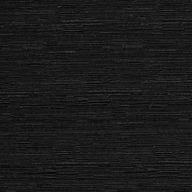 シルク×無地(ブラック)×シャンタン イメージ1