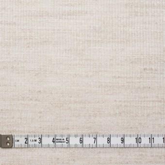 ポリエステル&リネン×無地(キナリ)×ストライプニット_全4色 サムネイル4