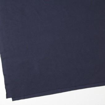 コットン×無地(ダークネイビー)×フライスニット_全3色 サムネイル2