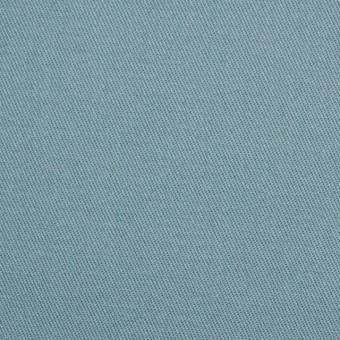 コットン&ポリウレタン×無地(アクアグリーン)×チノクロスストレッチ サムネイル1