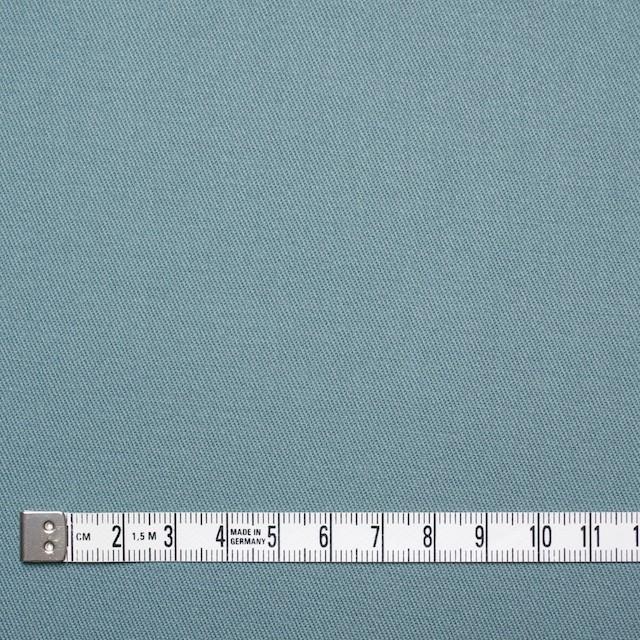 コットン&ポリウレタン×無地(アクアグリーン)×チノクロスストレッチ イメージ4