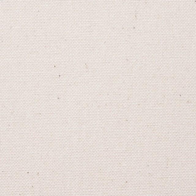 コットン×無地(キナリ)×11号帆布_全6色 イメージ1