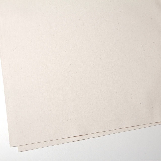 コットン×無地(キナリ)×11号帆布_全6色 イメージ2