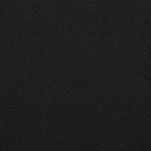 コットン×無地(ブラック)×11号帆布_全6色 イメージ1