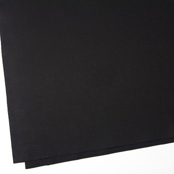 コットン×無地(ブラック)×11号帆布_全6色 サムネイル2