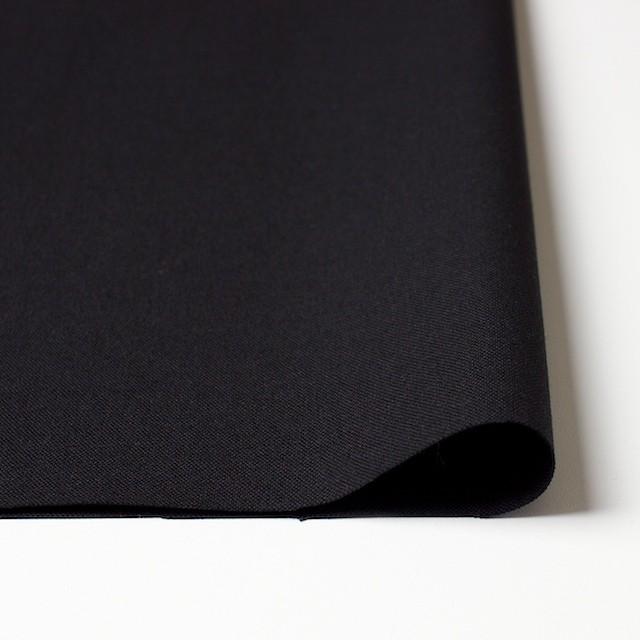 コットン×無地(ブラック)×11号帆布_全6色 イメージ3