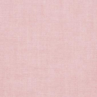 コットン×無地(ローズピンク)×オックスフォード・シャンブレー サムネイル1