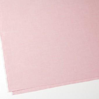 コットン×無地(ローズピンク)×オックスフォード・シャンブレー サムネイル2