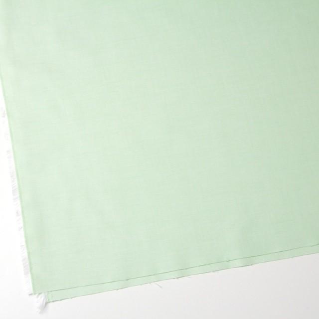 コットン×無地(イエローグリーン)×オックスフォード・シャンブレー イメージ2