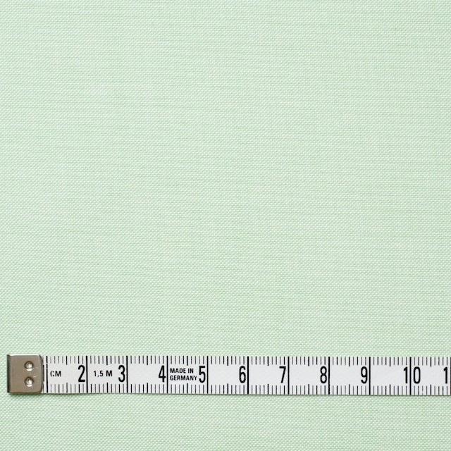 コットン×無地(イエローグリーン)×オックスフォード・シャンブレー イメージ4