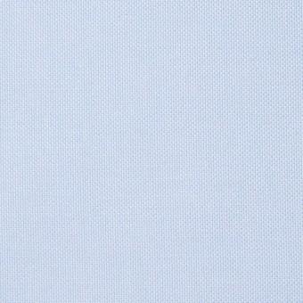 コットン×無地(サックス)×オックスフォード・シャンブレー サムネイル1