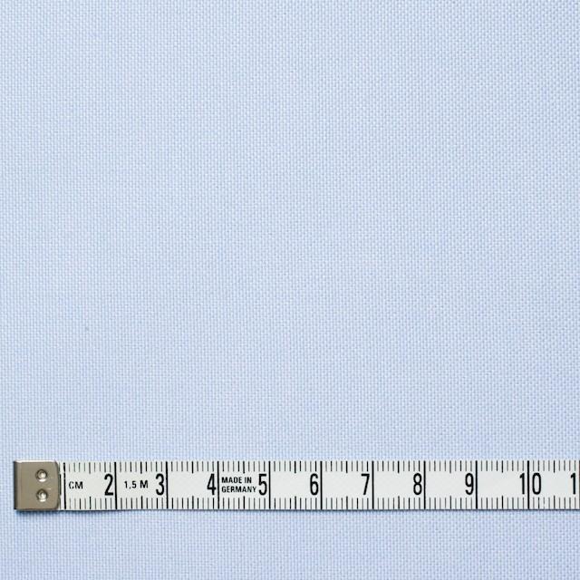コットン×無地(サックス)×オックスフォード・シャンブレー イメージ4