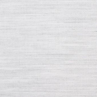 コットン×無地(ライトグレーミックス)×オックスフォード・シャンブレー サムネイル1