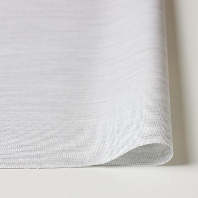 コットン×無地(ライトグレーミックス)×オックスフォード・シャンブレー イメージ3