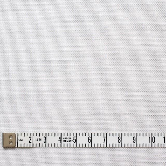 コットン×無地(ライトグレーミックス)×オックスフォード・シャンブレー イメージ4