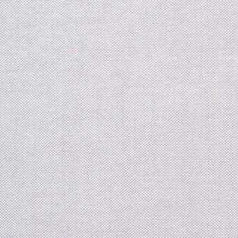 コットン×無地(ライトグレー)×オックスフォード・シャンブレー サムネイル1