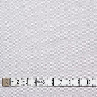 コットン×無地(ライトグレー)×オックスフォード・シャンブレー サムネイル4